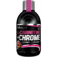 Liquid L-carnitine+Chrome (500мл)