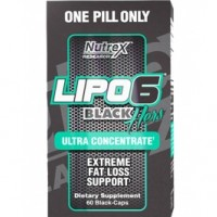 Lipo 6 Black Hers Ultra Concentrate (60капс)